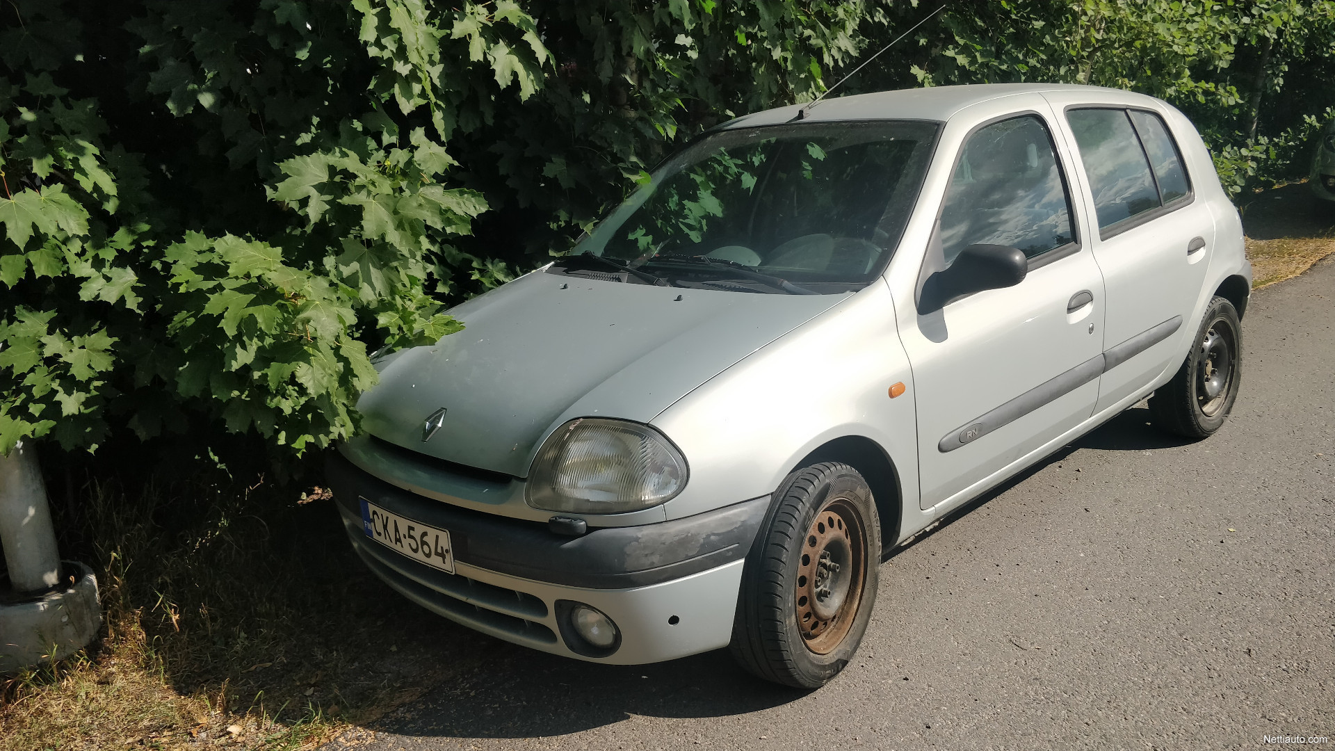 Renault Clio 1.2 Kokemuksia