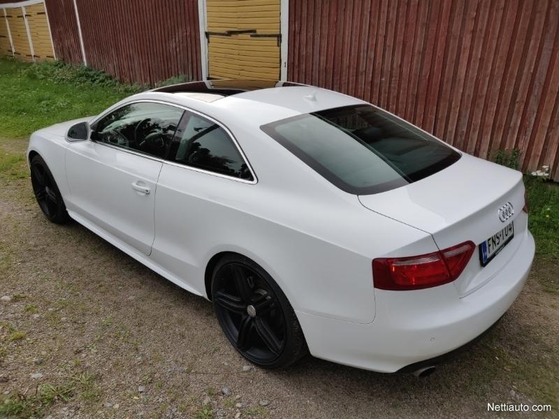 Audi A5 Kokemuksia
