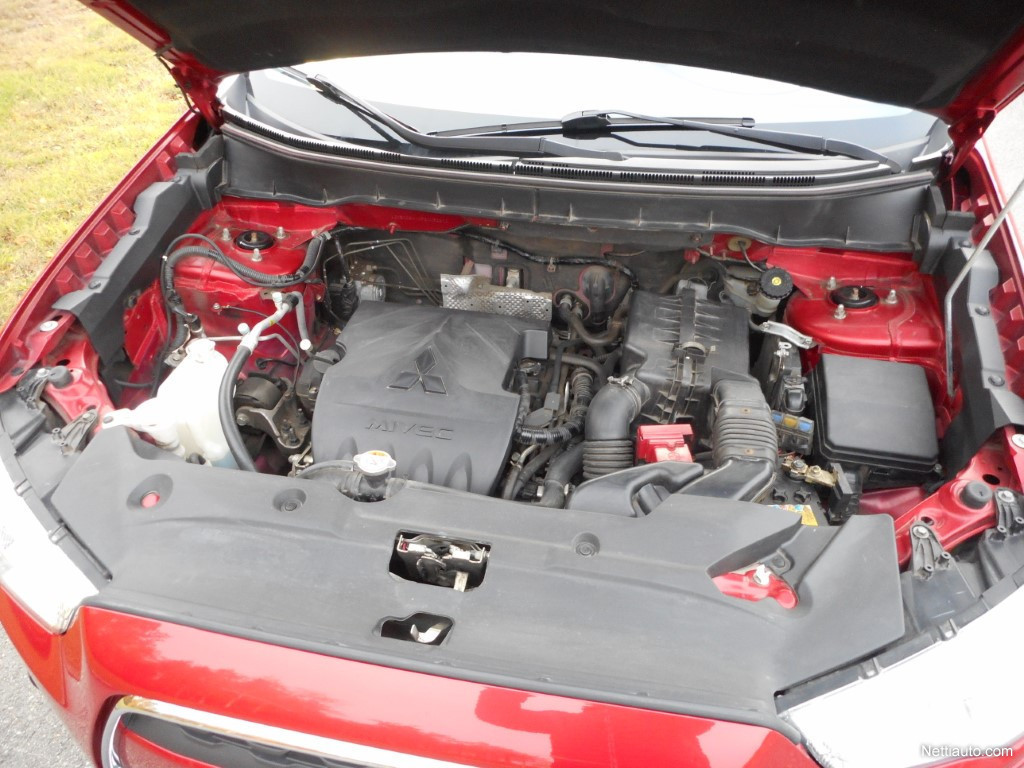 Mitsubishi Asx Neliveto Kokemuksia