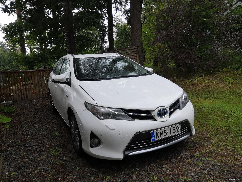 Toyota Auris Kokemuksia