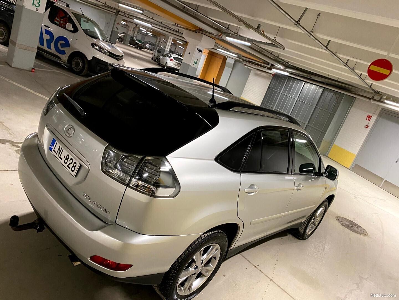 Lexus Rx Kokemuksia