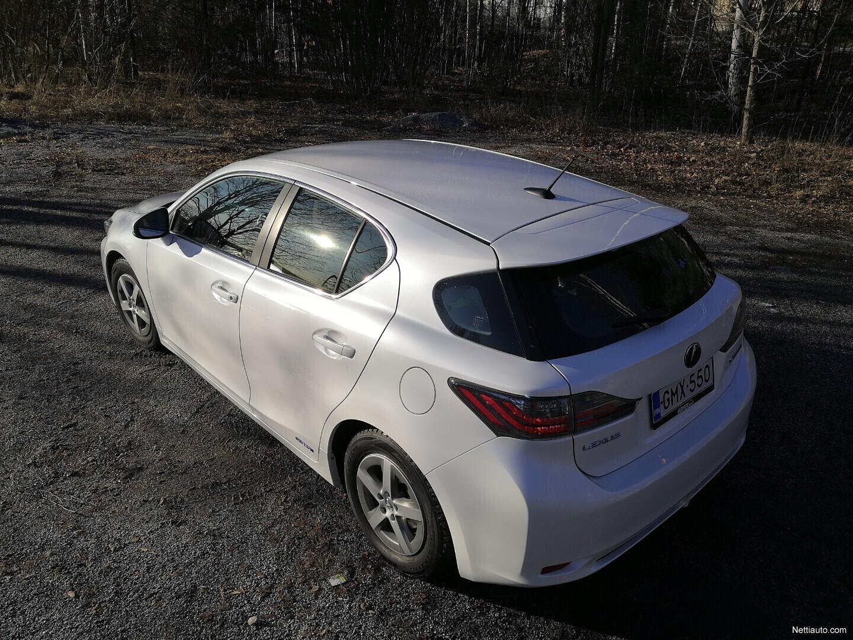 Lexus Hybrid Kokemuksia