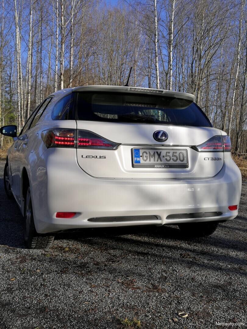 Lexus Ct Kokemuksia