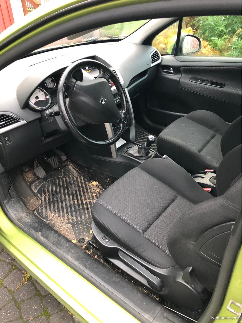 Peugeot 207 Kokemuksia