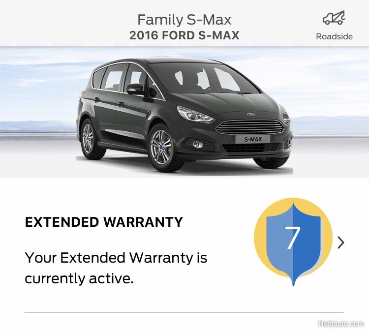 Ford S-Max Kokemuksia
