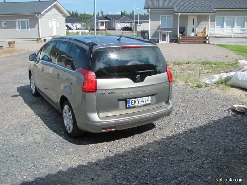 Peugeot 5008 Kokemuksia