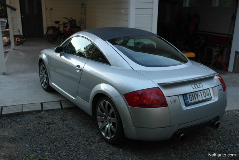 Audi Tt Kokemuksia